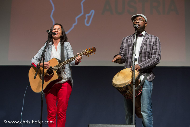 AMREF Black & White Charity-Gala im Gwandhaus Salzburg, 2014-05-16; Foto: Chris Hofer