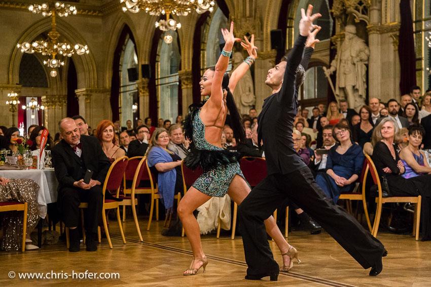 Ball des Sports im Rathaus Wien 11.03.2017 Foto: Chris Hofer