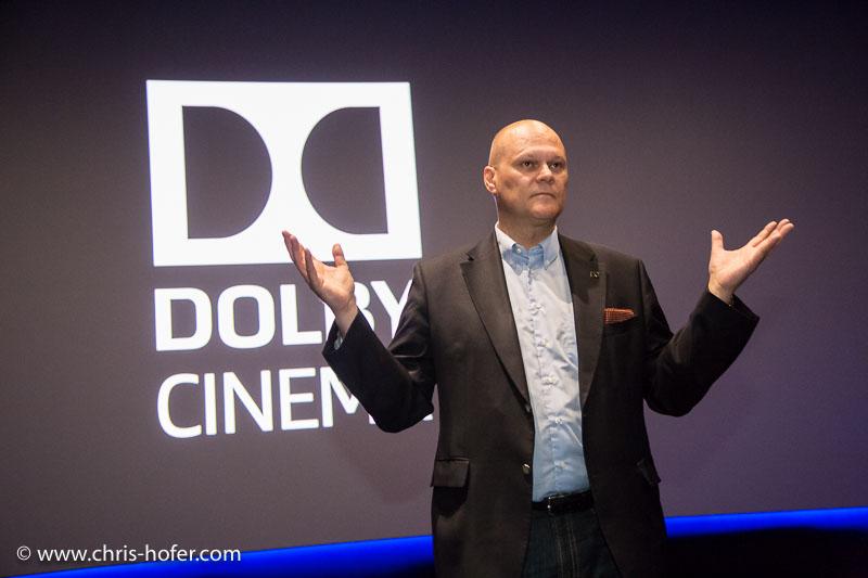 Cineplexx Salzburg Airport Pressekonferenz Dolby Cinema 2016-06-29, Foto: Cineplexx/Chris Hofer, Bild zeigt: Andreas Spechtler