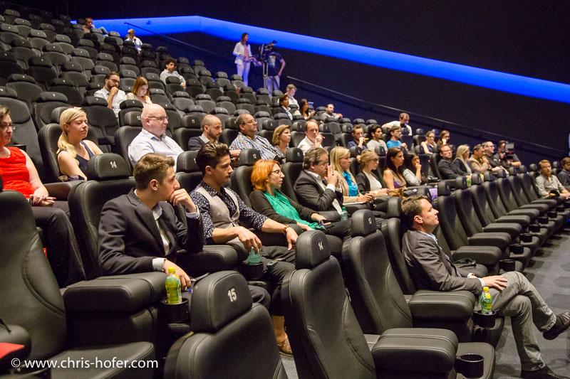 Cineplexx Salzburg Airport Pressekonferenz Dolby Cinema 2016-06-29, Foto: Cineplexx/Chris Hofer