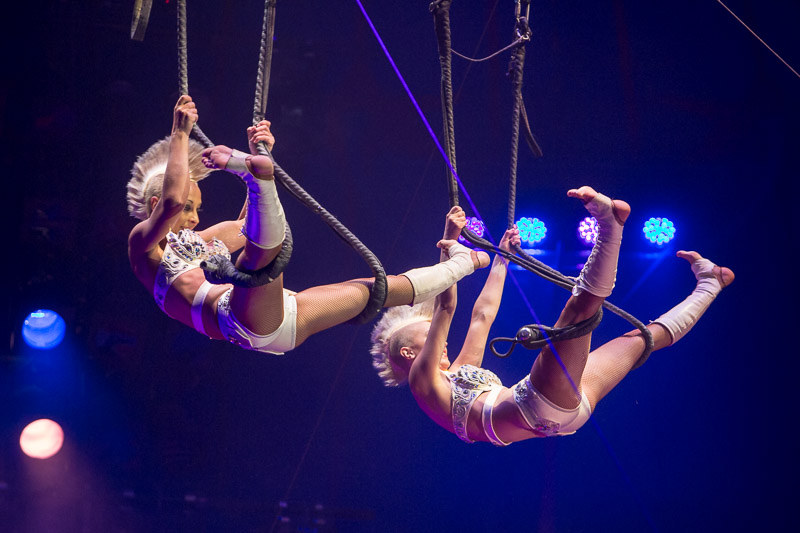 Circus Roncalli, Foto: Chris Hofer