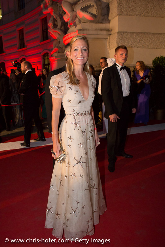 VIENNA, AUSTRIA - JUNE 26: U.S. Ambassador to Austria Alexa L. Wesner attend the Fete Imperiale 2015 on June 26, 2015 in Vienna, Austria.  (Photo by Chris Hofer/Getty Images)