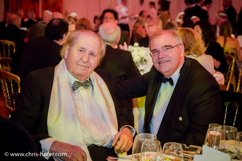 VIENNA, AUSTRIA - MARCH 19: Minister Wolfgang Brandstetter attend Karl Spiehs 85th birthday celebration on March 19, 2016 in Vienna, Austria. (Photo by Chris Hofer/Getty Images)