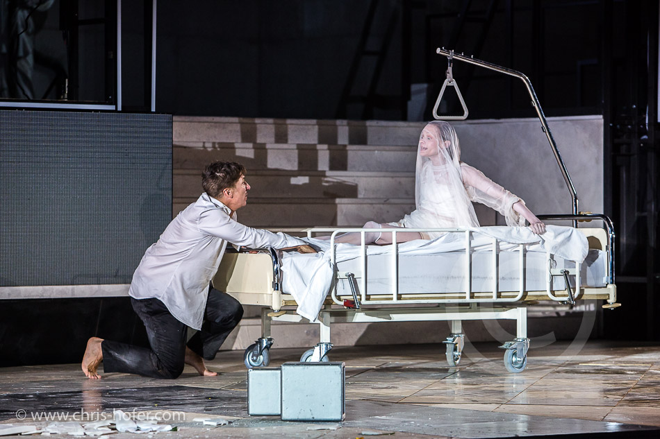 Salzburger Festspiele 2017 - Jedermann, Foto: Chris Hofer Fotografie & Film