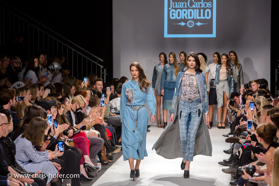 Vienna Fashion Week 2017, Designer: JUAN CARLOS GORDILLO, Foto: Chris Hofer Fotografie & Film, www.chris-hofer.com