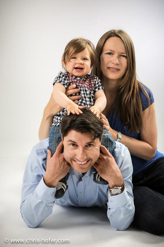 Familienserie Alexander, Corinna und Paula, Foto: Chris Hofer