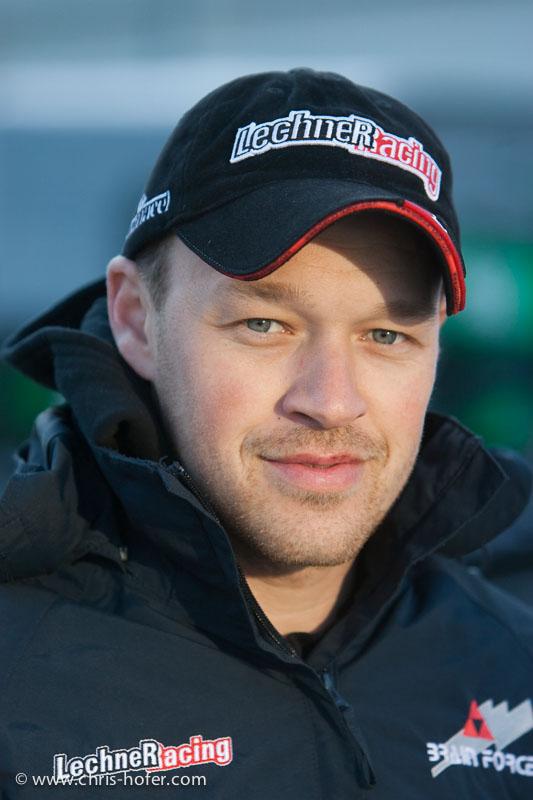 Robert Lechner, Lechner Racing