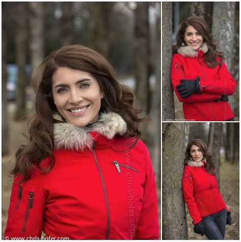 Bilder :: Fotoshooting mit Caterina Murino