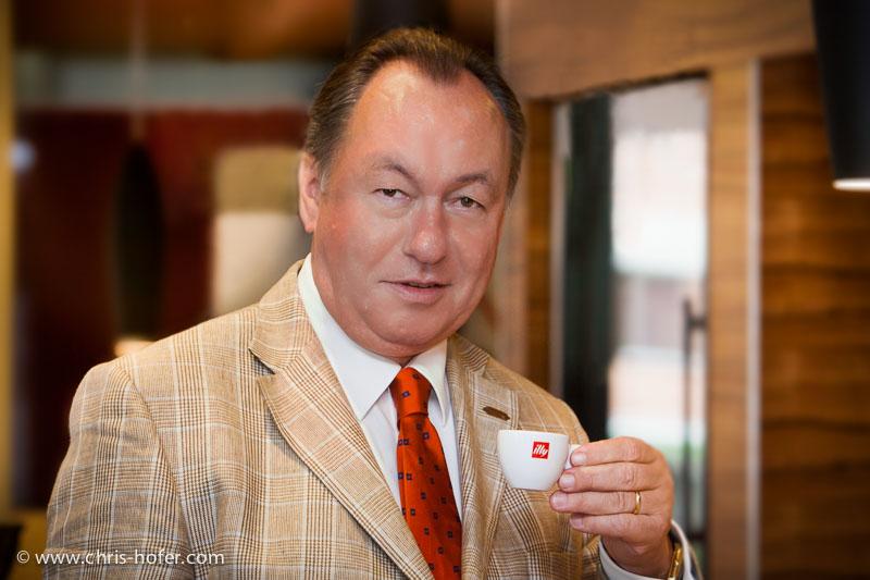 Alois Stangl, illy Caffè Österreich