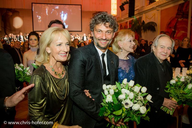 Pictures :: Filmproducer Karl Spiehs 85th Birthday Celebration