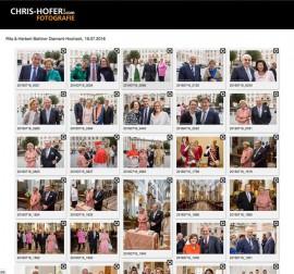 Bilder :: Rita & Herbert Batliner Diamant-Hochzeit Fest
