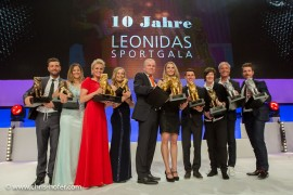 Bilder :: Leonidas Sportgala 2017