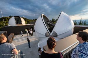 Bilder - Eröffnung VEGA Sternwarte