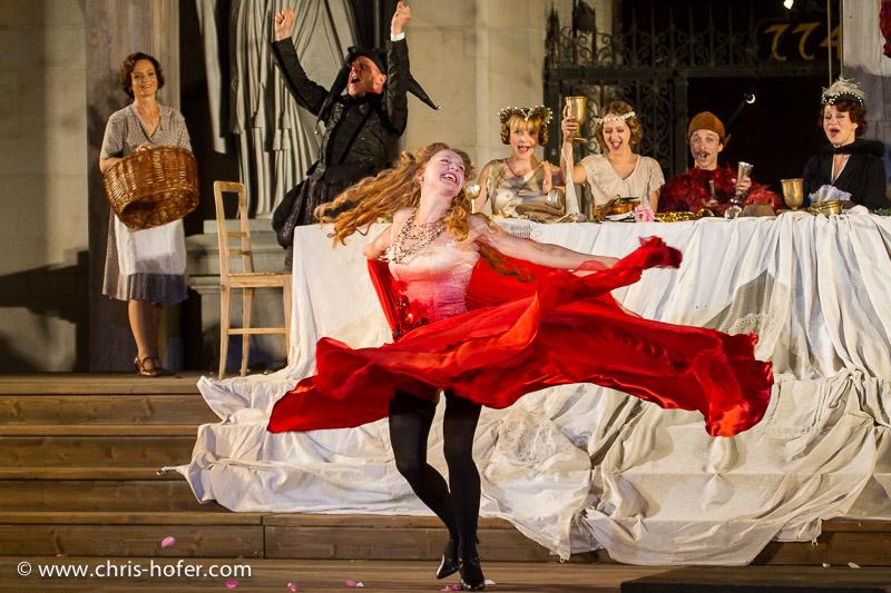 Salzburger Festspiele 2014 - Jedermann