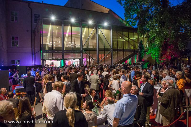 Bilder :: Alumni-Fest 2015 Universität Salzburg
